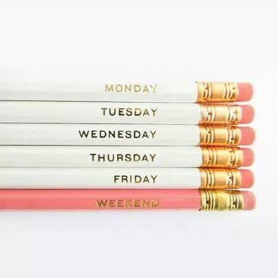 Días de la semana