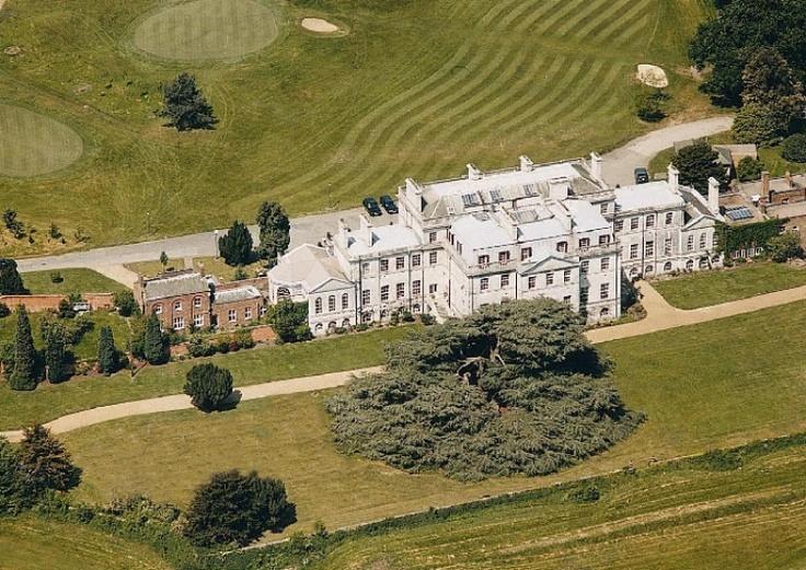 Addington Palace is an 18th-century mansion in Addington near Croydon, South London, England.