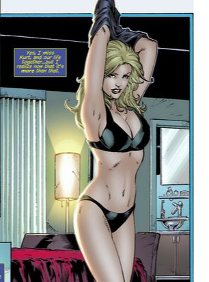 from Victor hot black canary nude