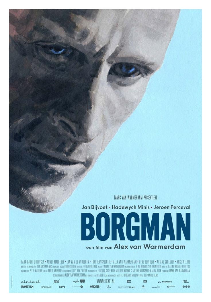 Borgman - Alex van Warmerdam Man infiltrates and sends a married couple into a spin.