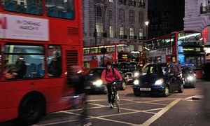 """Unless we stop driving cars, all other sustainable transport plans are pointless"""