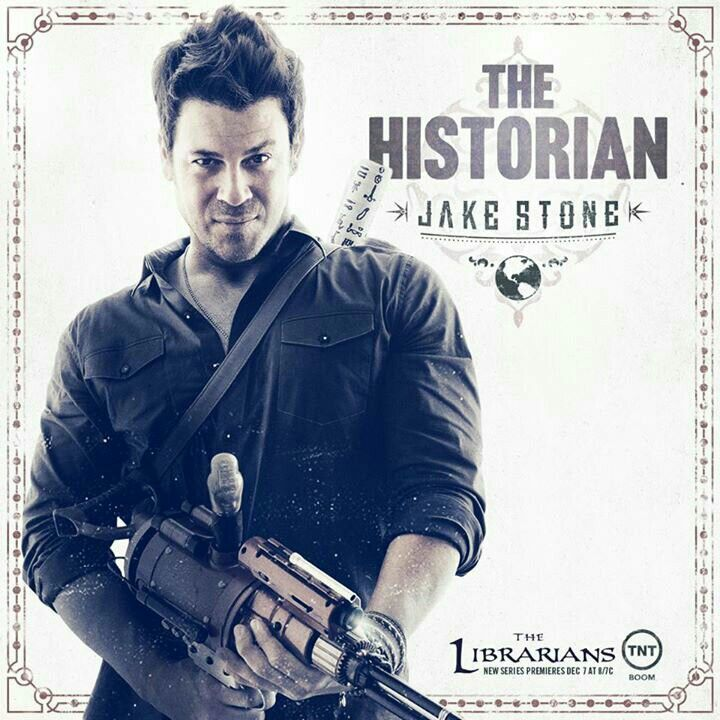 Christian Kane's new role in The Librarians on TNT.