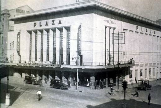 Plaza cinema Johannesburg, about the time of its opening 1931