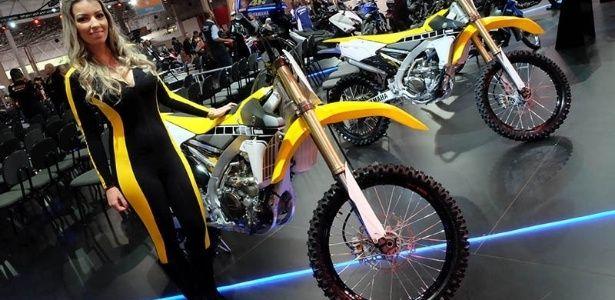 Yamaha no Salão Duas Rodas 2015