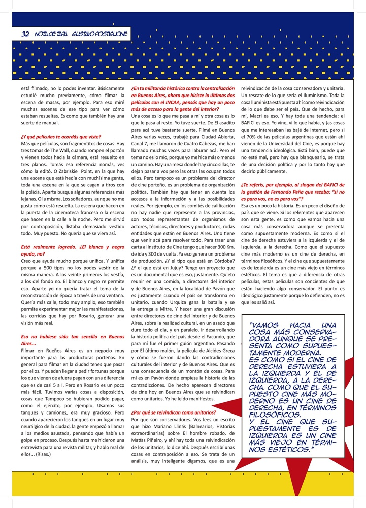 Tipografía II - Cátedra Gaitto - Revista Pop Art - Pág 8