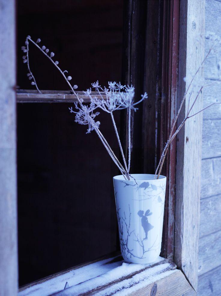 Alv Vase     Photo: Siren Lauvdal     Styling: KråkvikD'Orazio