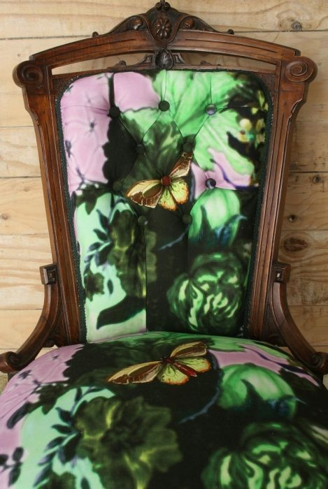 Butterfly Blurr fabric.