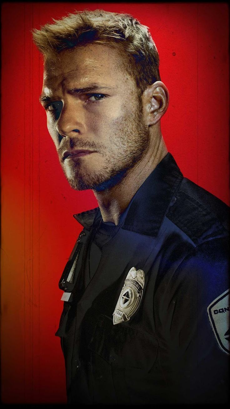Blood Drive Syfy Series Alan Ritchson Image 3 (3)