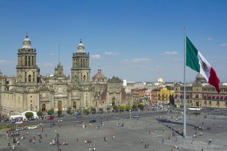 """Cidade do México - Eleito o melhor destino de 2016 pelo jornal """"The New York Times"""", a capital mexicana é uma metrópole vibrante, cosmopolita, e repleta de atrativos culturais e históricos. A maior cidade da América Latina é um dos destinos com melhor custo-benefício do continente americano"""