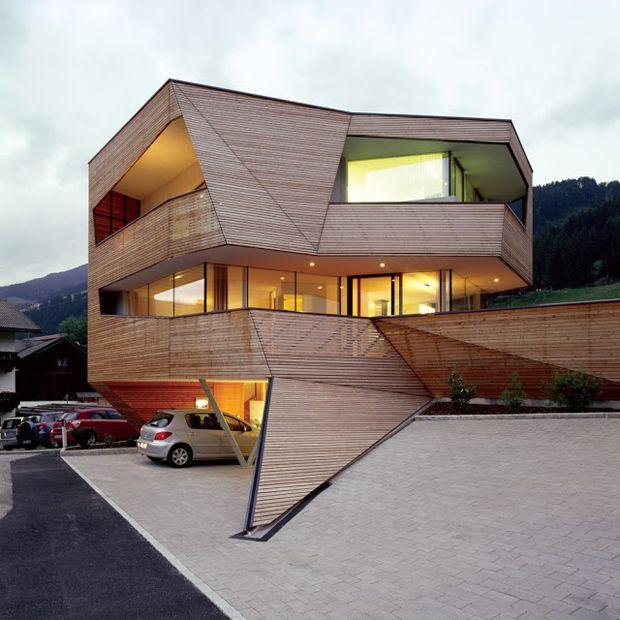 Cube House di Plasma Studio