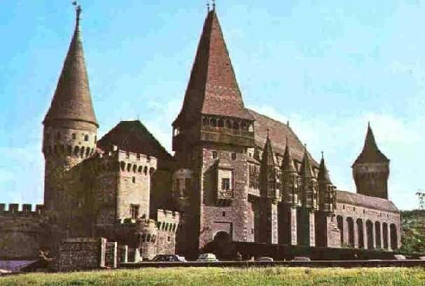Huniazi Citadel, South-Western Romania