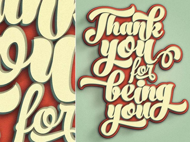 Thank You for Being You by Timothy Brennan
