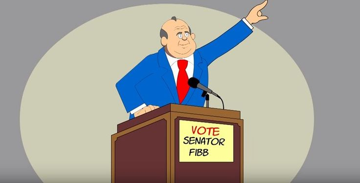 """""""Throwing Eggs at Senator Fibb"""" Funny cartoon about a politician being heckled as he tries to make a speech. Share animated cartoons on your websites or social media for free. No need to register, just copy and paste the code beneath cartoons you choose. http://videos.colemantoons.com/videos3.html"""