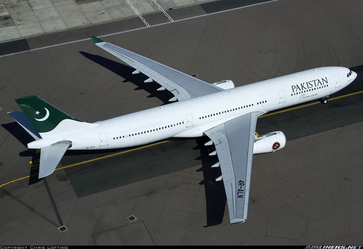 Airbus A330-343 - Pakistan International Airlines - PIA | Aviation Photo #3979797 | Airliners.net