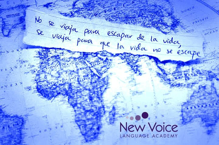 I don't travel to escape life, I travel so that life does not escape. #nvla   #learnenglish   #travel