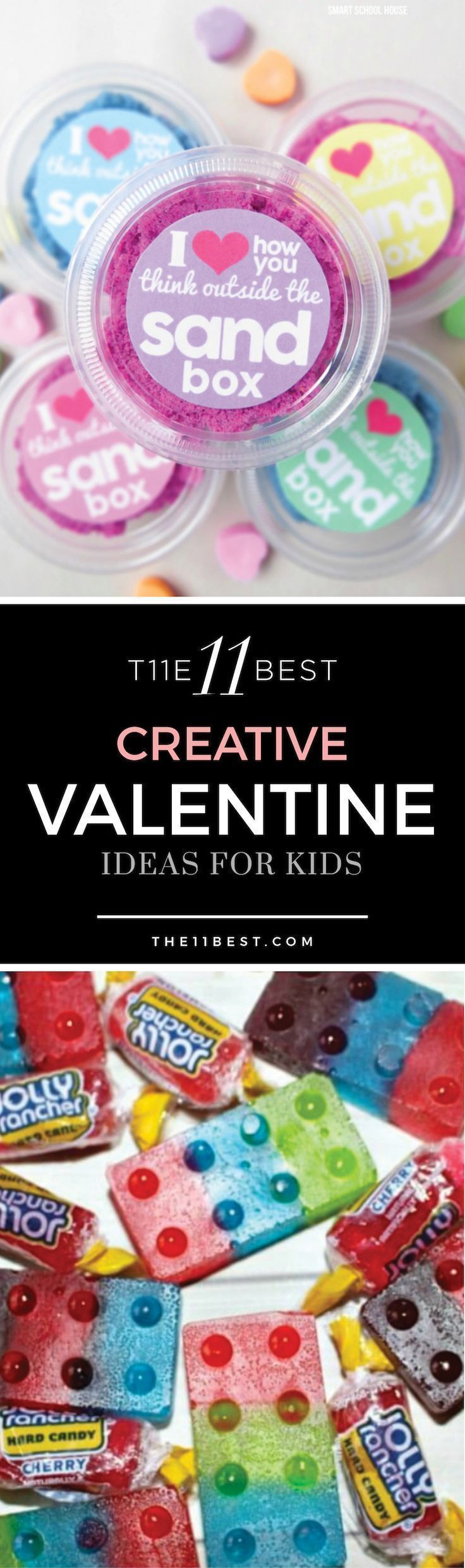 213 best Valentines Day Crafts images – Creative Valentine Cards for School