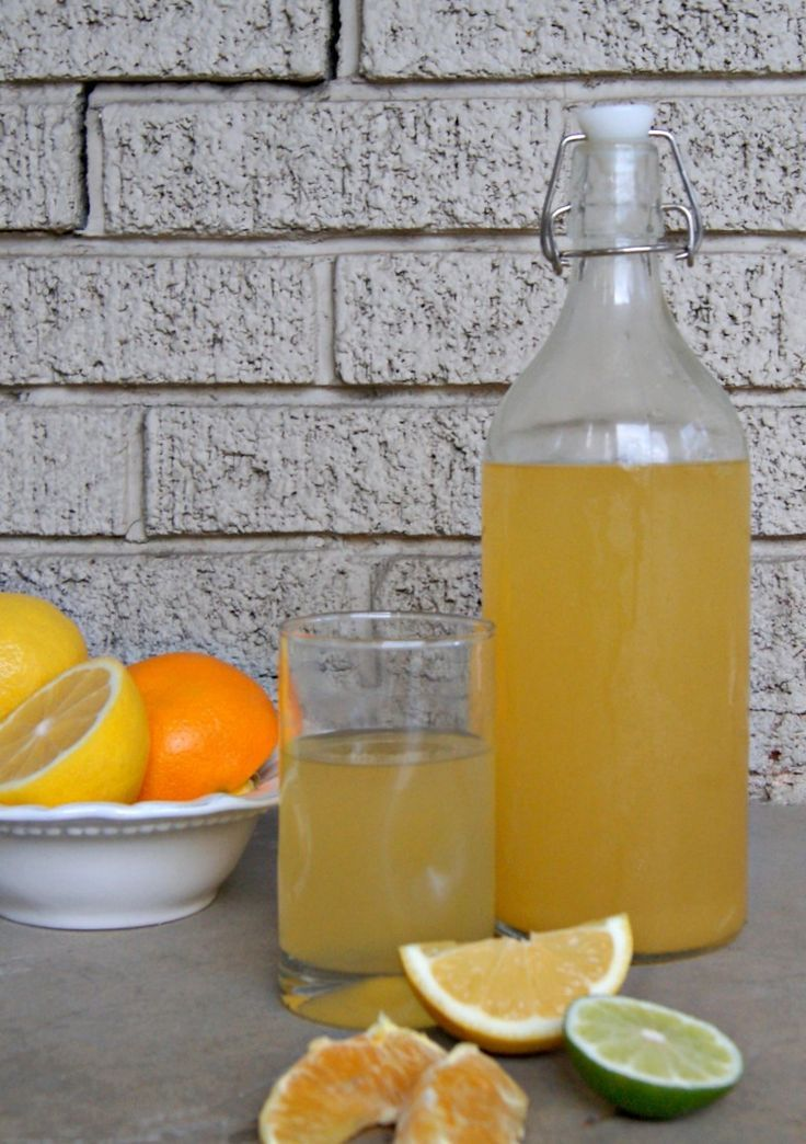 Rehydrating Homemade Electrolyte Drink