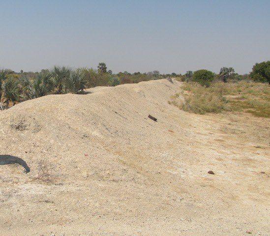 Oshigambo East walls