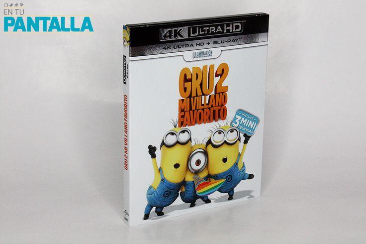 Análisis 4K Ultra HD: 'Gru 2. Mi villano favorito', fantástico uso del HDR