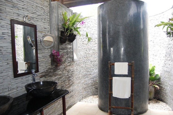 Open Air Bathroom Bali Style Design Ideas Pinterest Bali Style Plays And Bali