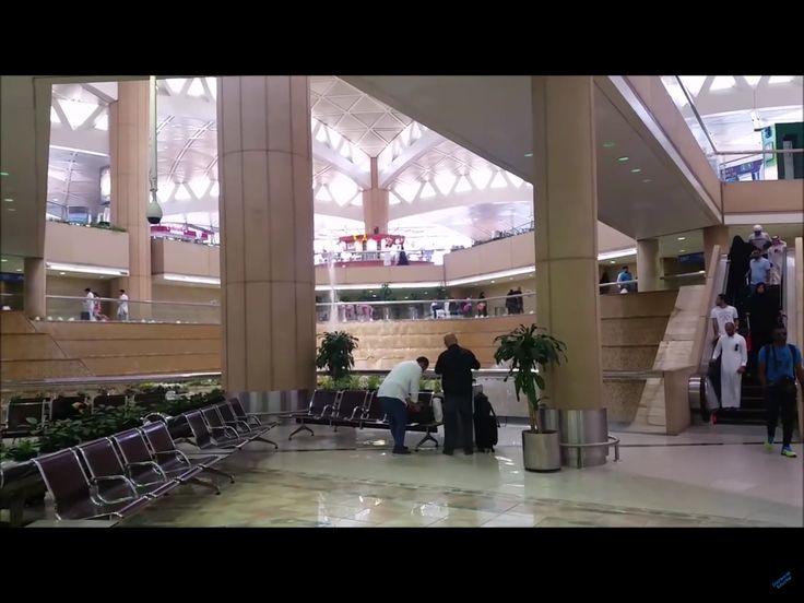 At Riyadh airport!!!