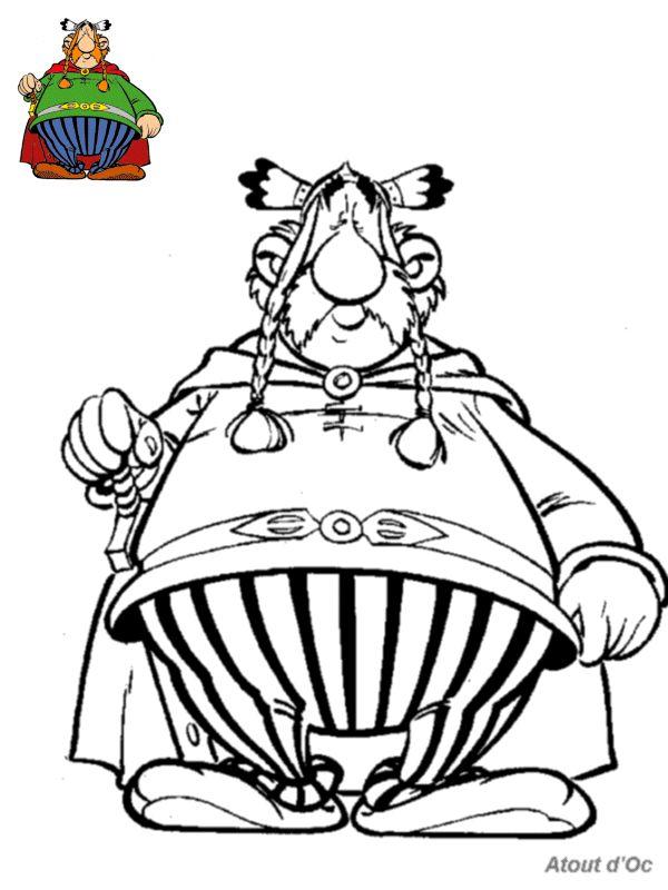 Tim Struppi 3 Gratis Malvorlage In Comic: 17 Besten Asterix & Obelisk Coloring Pages Bilder Auf
