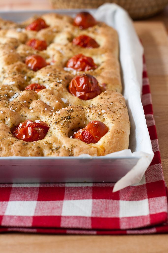 focaccia pugliese gluten free