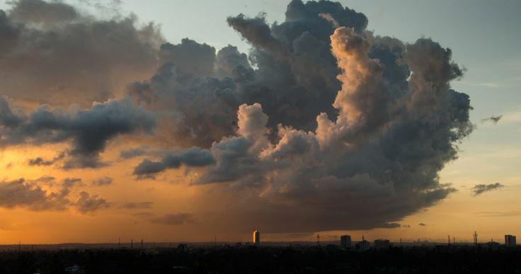 Untamed African Cloud Photo by Sahasrangshu Choudhury -- National Geographic Your Shot