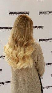 Hair Rehab London Keratin Bond Extensions