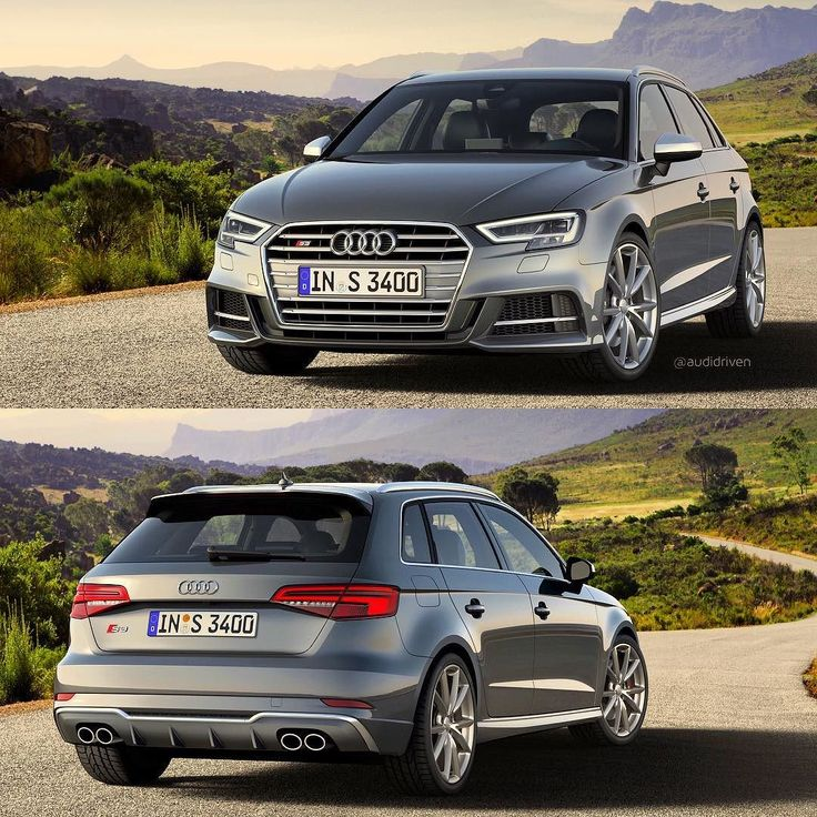 #newA3 / S3 Sportback just landed! #Audi #S3 as #S3Sportback oooo @audidriven Audi oooo #audidriven - is a 'set of mind' oooo #AudiS3 #quattro #newAudi #AudiSport #greyAudi #grey #Audicolor #A3 #AudiA3 #newS3 #newAudiS3