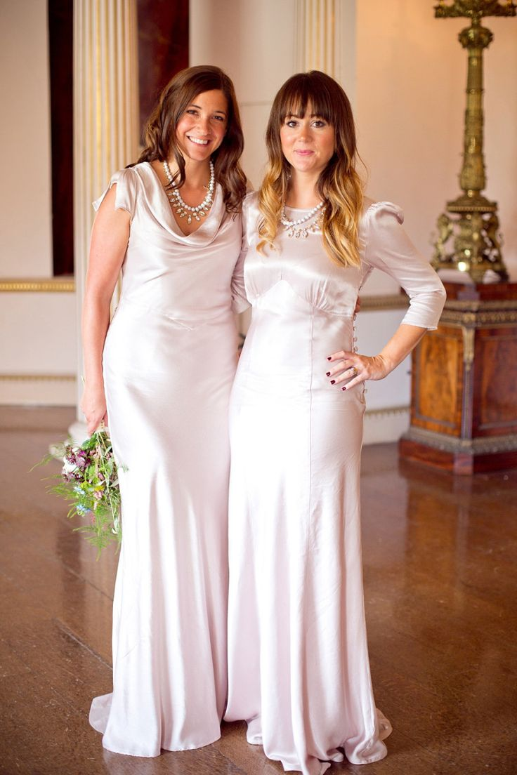 A Jesus Peiro Gown for a Natural, Elegant Wedding at Syon Park | Love My Dress® UK Wedding Blog