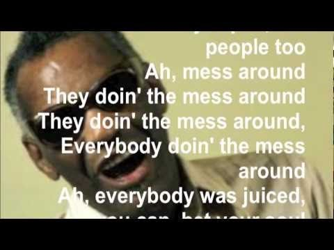Ray Charles - Mess Around with lyrics - YouTube