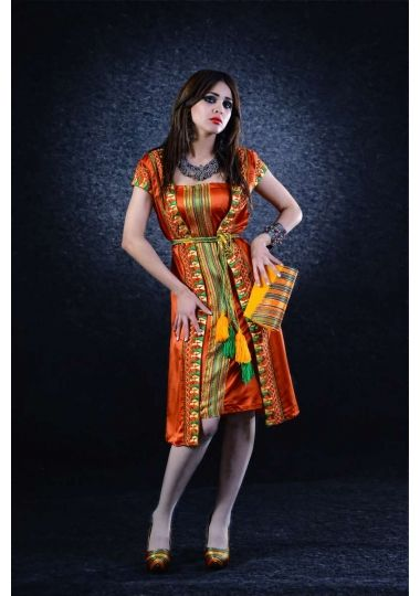 Robe Kabyle moderne 2016 Plus