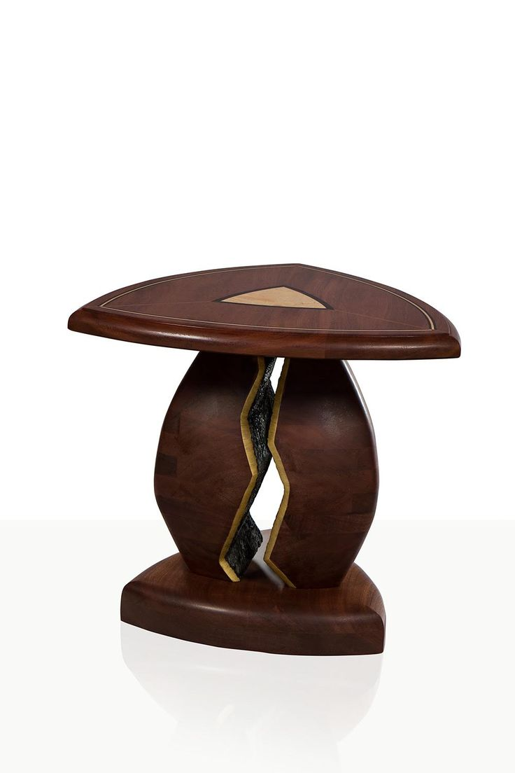 popular furniture wood. cracking egg side table variation on a popular theme from kimchi designs furniture wood