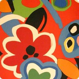 Joy of Life from Matisse by Alexander Henry by sewfreshfabrics, $2.75