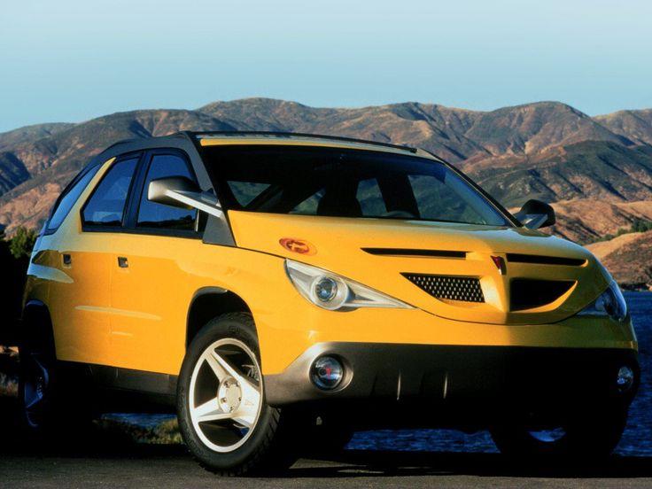 1999 Pontiac Aztek Concept