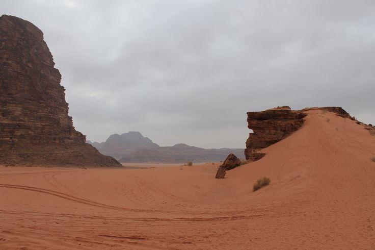 Wadi Rum . Giordania
