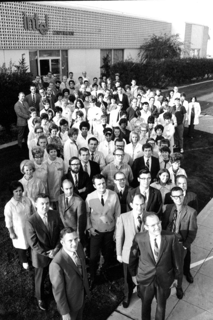 July 18, 1968: The Intel Corporation is founded by Gordon Moore and Robert Noyce, after receiving $2.5 million in funding from financier Arthur Rock. Intel began producing memory chips as their primary product, until their engineers created the first microprocessor in 1971, changing the course of technology and computing forever.