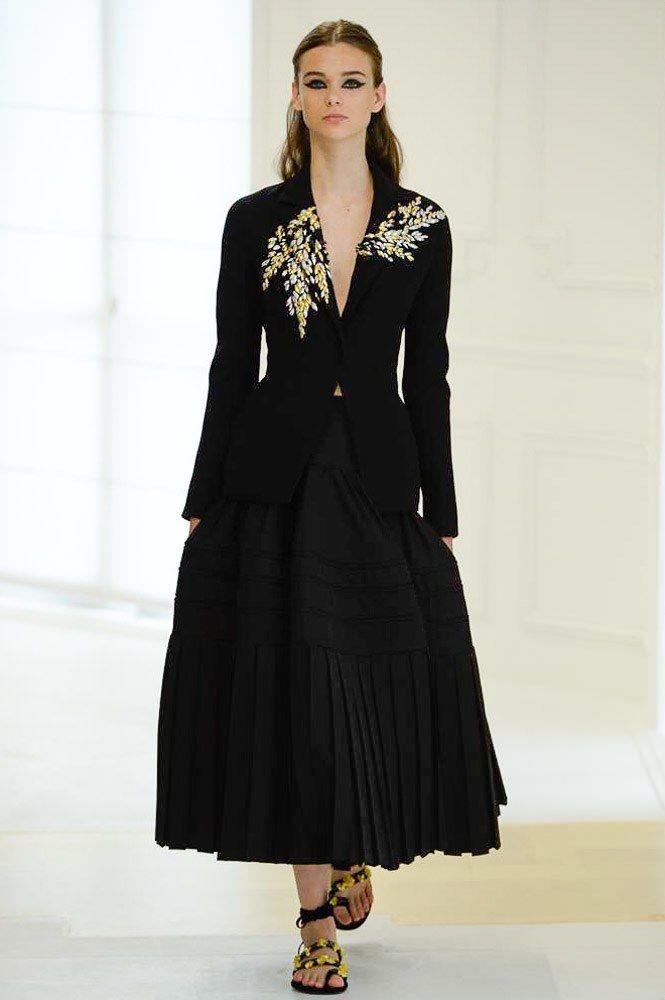 Haute Couture Christian Dior Automne Hiver 2016 2017 - LE BAZAR DES TENDANCES