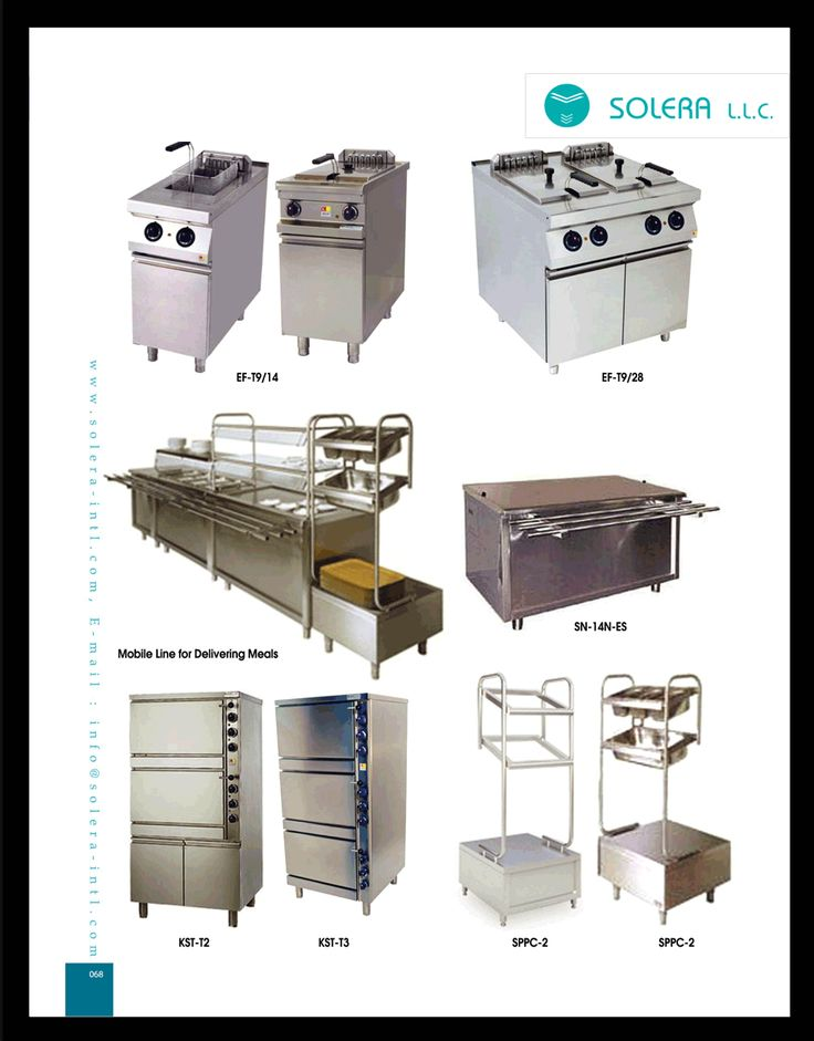 We Are Offering All Types Of Kitchen Equipments At Best