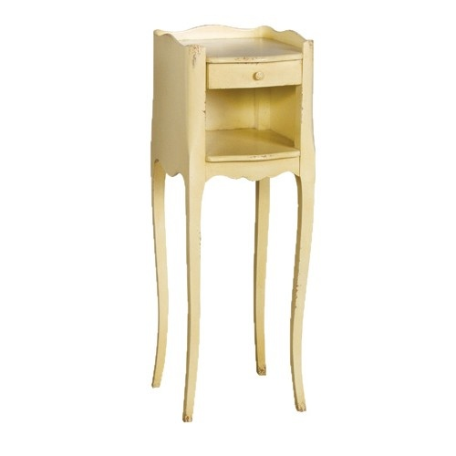 Valbonne French Painted Dainty Bedside