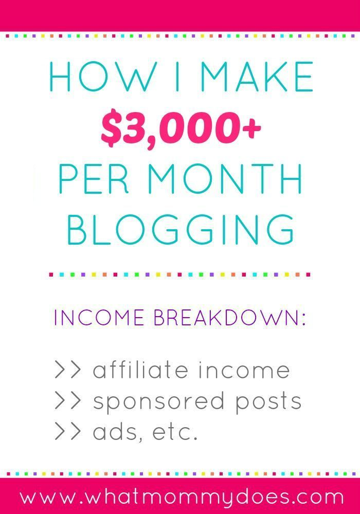 how to make money ravel blogging