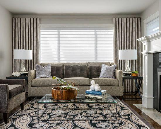 17 melhores ideias sobre cortinas e persianas no pinterest ...