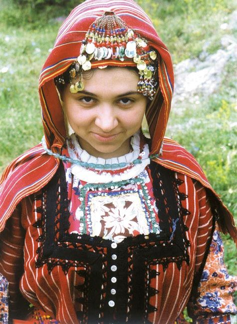 20 best images about Traditional Bulgarian Clothing on ...