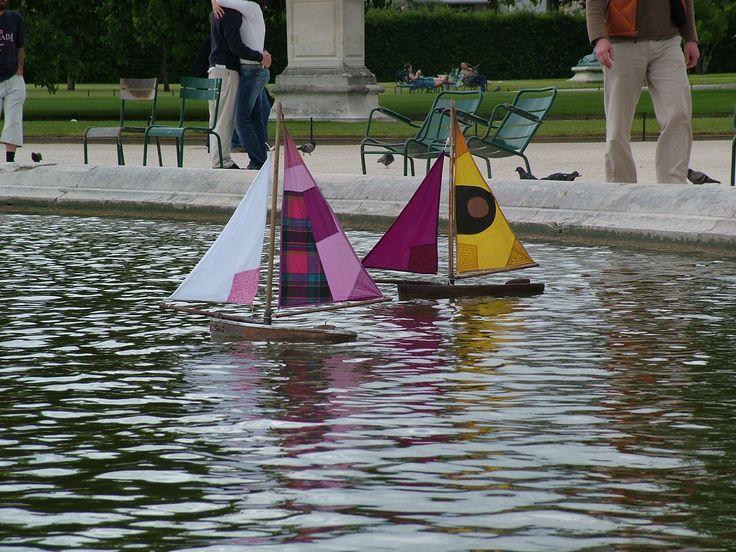 38 Best DIY Toy Sailing Boat Images On Pinterest