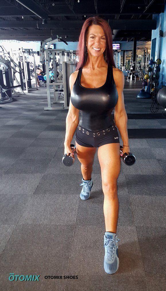 Pin By D Johnson On Linda Steele Fit Women Steele Fitness Models