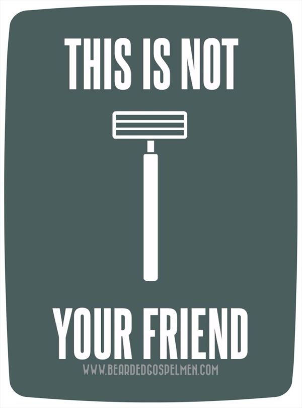 This is not your friend.