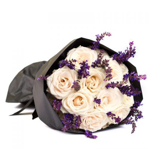 Buchet de trandafiri TFS 009  