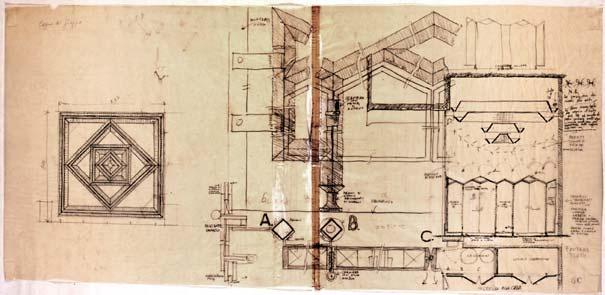 Mario Ridolfi - A.A.M. Galleria Roma