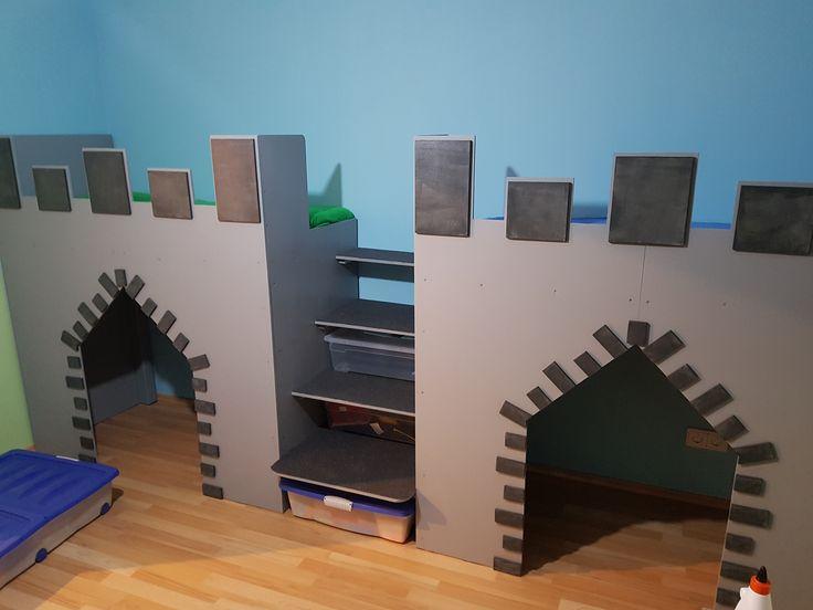 Das gerüst auf Pinterest DIY TV-Ständer, Floating-TV-Ständer und - wohnideen 50m